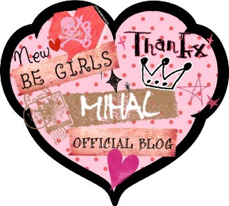 BE GIRLS MIHAL blog毎回更新中☆